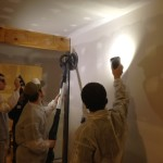 BTC Student Workshop: Drywall Prep and Prime