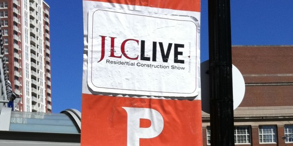P2F Trainers Will be at '14 JLC Live Show